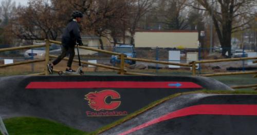 Inglewood Pump Track opens in Calgary for cyclists to enjoy - Calgary | Globalnews.ca