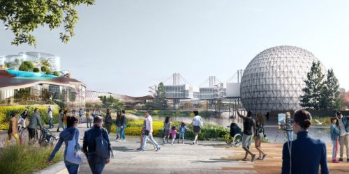 Redevelopment of Toronto's Ontario Place set to include 3 new attractions - Toronto | Globalnews.ca