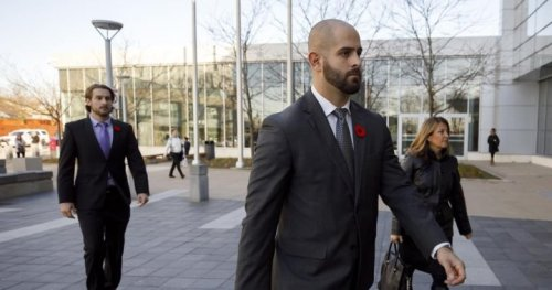 Off-duty officer convicted of assaulting Dafonte Miller denied bail while applying to top court | Globalnews.ca