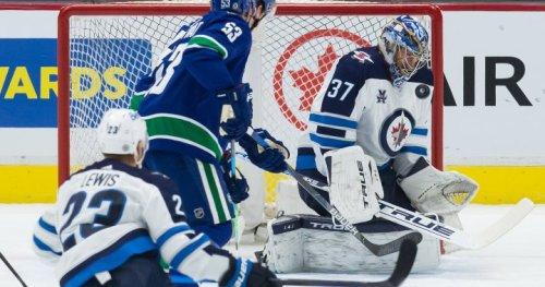 Copp scores career-best four goals as Winnipeg Jets hammer Canucks 5-1