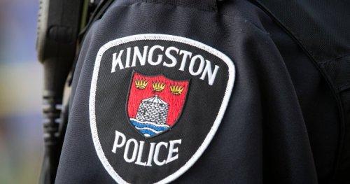 Man sent to hospital after crashing vehicle into Frulact building: Kingston police - Kingston   Globalnews.ca