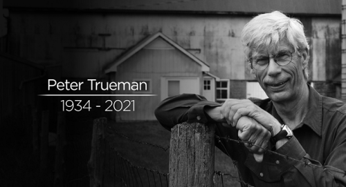 Former Global News anchor Peter Trueman dies at 86 - Toronto   Globalnews.ca