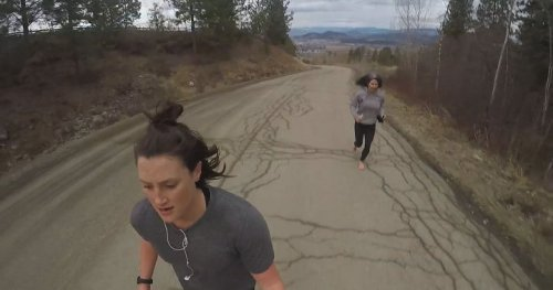 Kelowna duo plan barefoot 500 km run for cause close to their hearts
