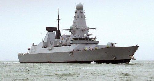 U.K. says Russia did not fire warning shots at British navy ship in Black Sea