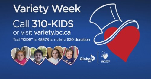 Variety Week on Global BC 2021 – Day 1 - BC   Globalnews.ca
