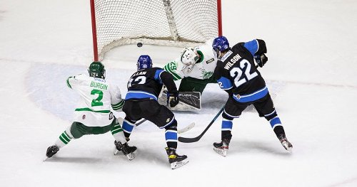 Junior hockey: Vees continue perfect start to shortened season