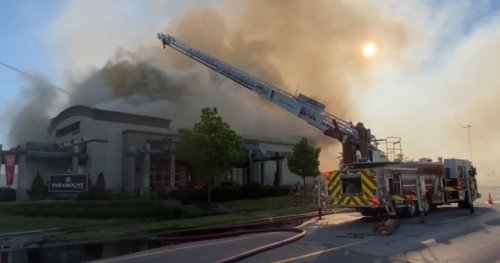 3-alarm blaze at Paramount Fine Foods restaurant in Mississauga