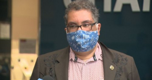 Calgary mayor says anti-mask rallies are 'thinly veiled white nationalist' protests