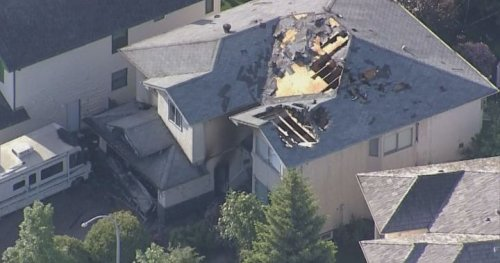 Home in southwest Edmonton damaged by fire