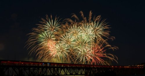 City of Edmonton planning fireworks display for Canada Day 2021