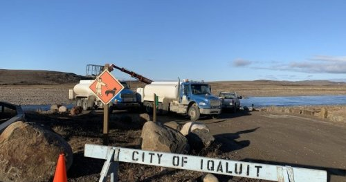 Underground fuel spill likely responsible for Iqaluit water contamination: officials - National | Globalnews.ca