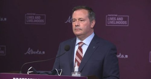 Jason Kenney to field questions on new COVID-19 rules on Wednesday morning