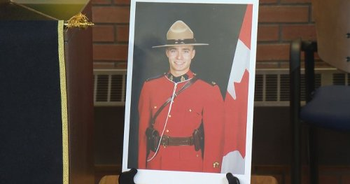 Saskatchewan RCMP lay manslaughter charges in officer's death