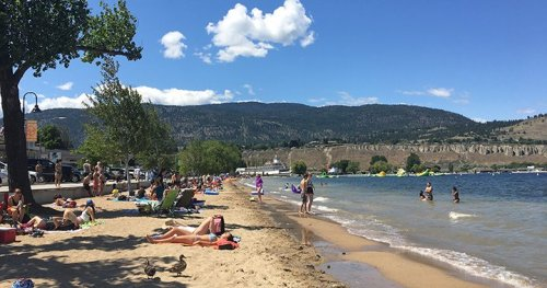 'Booze on the beach' returning to Penticton for 2nd consecutive year