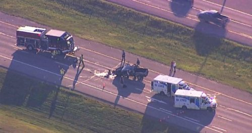 Woman seriously injured in Deerfoot Trail crash south of Calgary