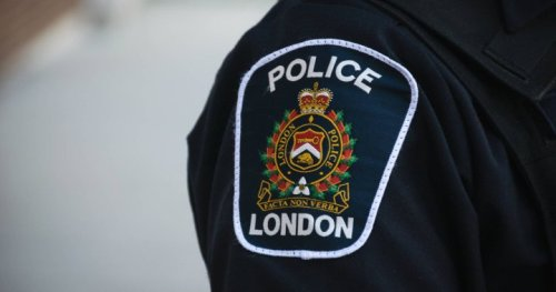 Pedestrian in critical condition after crash near downtown: London police - London | Globalnews.ca