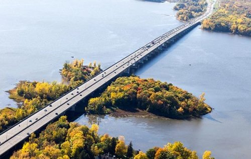 Ile-aux-Tourtes bridge to be closed overnight Sept. 24 and 25 - Montreal   Globalnews.ca
