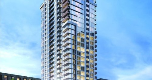 36-storey tower could rise above Hamilton's Royal Connaught Square