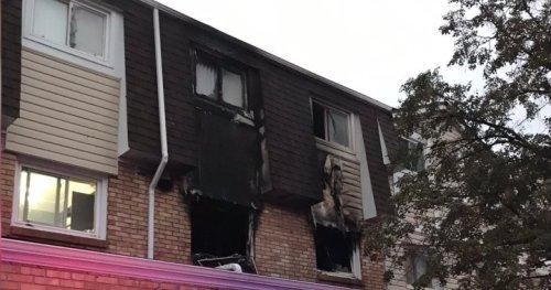 East Hamilton townhouse fire causes nearly $250K in damage - Hamilton | Globalnews.ca