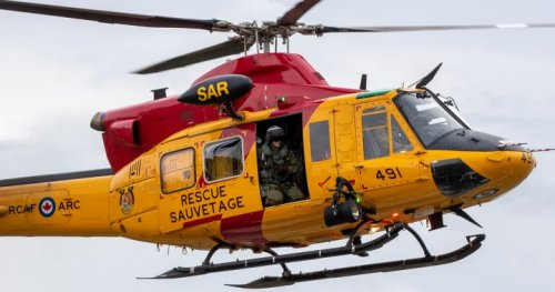 Search and rescue training to take place over Lake Ontario near Kingston this week