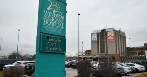 COVID-19: 140 unvaccinated staff at Windsor, Ont., hospital placed on leave   Globalnews.ca