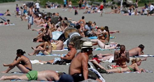 'Short-lived heat wave' forecast for B.C.'s south coast on Father's Day