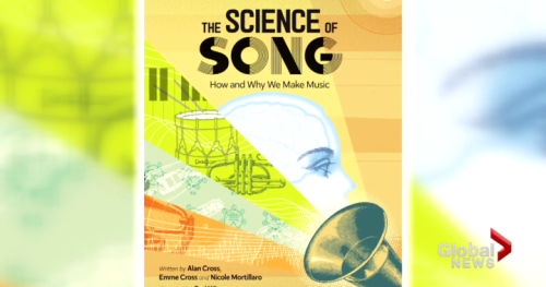 Canadian radio host reveals inspiration behind new children's book, 'The Science of Song' | Globalnews.ca