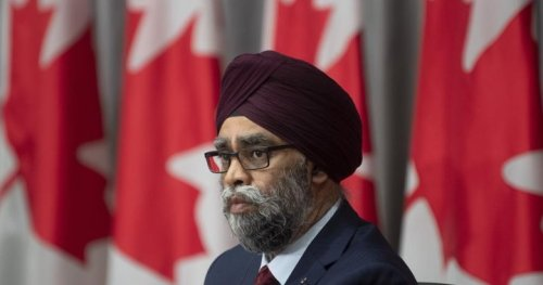 Defence minister instructed military to create contentious Vancouver aide role: documents - National | Globalnews.ca
