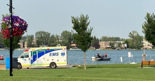 RCMP called to possible drowning at Chestermere Lake - Calgary | Globalnews.ca