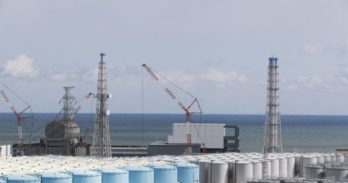 Japan to start releasing water from Fukushima nuclear plant into sea in 2 years