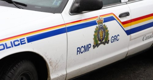 N.S. man charged with dangerous driving after speeding, rolling truck with revoked licence - Halifax | Globalnews.ca