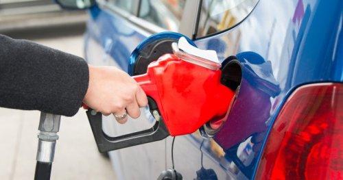 Central Okanagan gas prices rise nine cents a litre