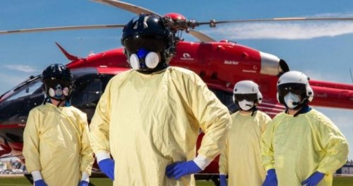COVID-19's 4th wave fatigue becoming a factor for Alberta's STARS Air Ambulance crews | Globalnews.ca