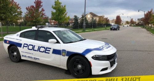 13-year-old pedestrian taken to trauma centre after being hit by vehicle in Brampton - Toronto   Globalnews.ca