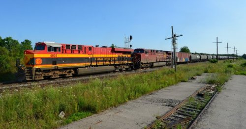 Kansas City Southern to scrap railroad deal with CP after CN ups bid to $33.6B
