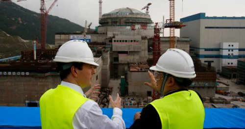 Hong Kong watching nearby Chinese nuclear power plant after report of possible leak