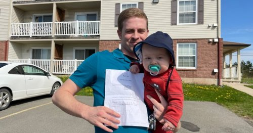New Brunswick man calls for rent control after facing $2,000-a-month increase