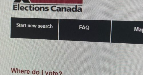 Concerns raised about long lines and mask enforcement in Alberta polling stations | Globalnews.ca