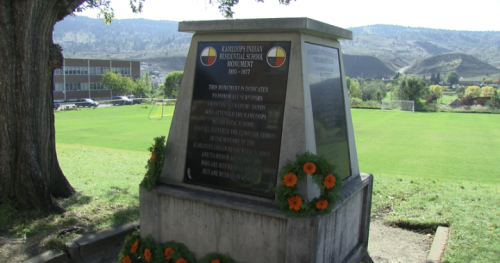 Days after Kamloops remains discovery, Tk'emlups families gather to unite, move ahead