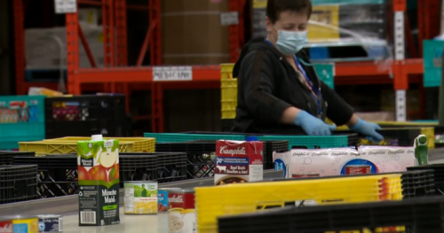 Alberta food banks struggling to meet demand as need surges 30 per cent | Globalnews.ca