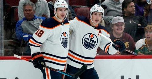 Edmonton Oilers cruise past Coyotes for 4th straight win - Edmonton   Globalnews.ca