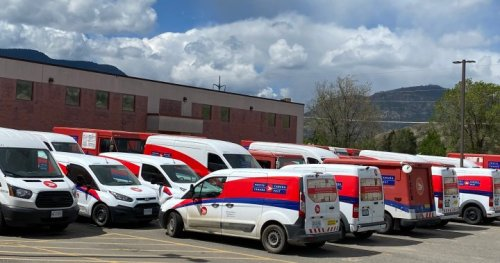 COVID-19: Mail delayed in Kelowna, West Kelowna after positive test at Canada Post delivery centre