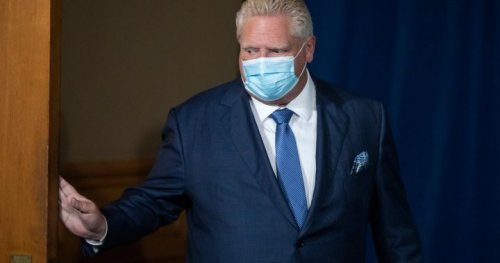 Premier Doug Ford declines to apologize for comments about immigrants | Globalnews.ca