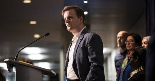 Toronto Coun. Joe Cressy announces he won't seek re-election - Toronto   Globalnews.ca