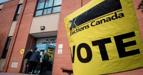 Canada's election results could take a few days due to COVID-19: top official - National | Globalnews.ca