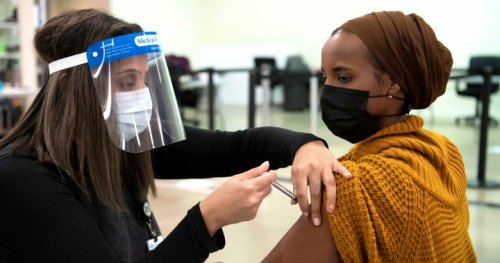 Canada adds 6,345 new coronavirus cases as vaccinations continue - National   Globalnews.ca