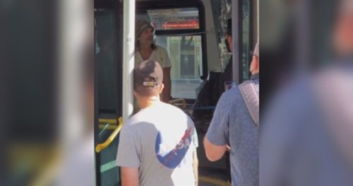'I don't care, stay home': B.C. transit passenger refuses to wear a mask or get off bus - BC | Globalnews.ca