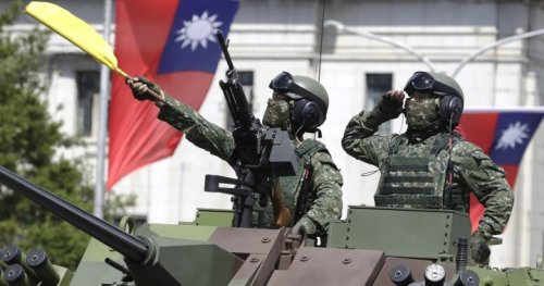 Taiwan must 'rely on itself' to defend against potential attack from China: minister - National | Globalnews.ca