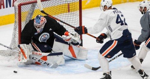 Brendan Perlini looking to return to NHL with Edmonton Oilers - Edmonton | Globalnews.ca