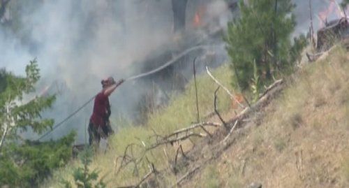 High wildfire danger areas in Okanagan, Shuswap to continue growing into weekend